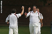 Martin Johnson - Wooden Spoon Celebrity Cricket Match. Rugby School. 14-07-2007