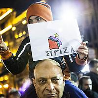 Elezioni in Grecia - 1.2015