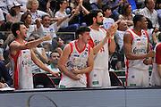 DESCRIZIONE : Campionato 2014/15 Serie A Beko Dinamo Banco di Sardegna Sassari - Grissin Bon Reggio Emilia Finale Playoff Gara4<br /> GIOCATORE : Grissin Bon Reggio Emilia Panchina<br /> CATEGORIA : Ritratto Esultanza Panchina<br /> SQUADRA : Grissin Bon Reggio Emilia<br /> EVENTO : LegaBasket Serie A Beko 2014/2015<br /> GARA : Dinamo Banco di Sardegna Sassari - Grissin Bon Reggio Emilia Finale Playoff Gara4<br /> DATA : 20/06/2015<br /> SPORT : Pallacanestro <br /> AUTORE : Agenzia Ciamillo-Castoria/C.Atzori