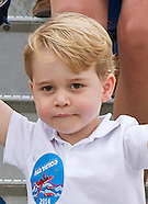 Prince George 3-years-old