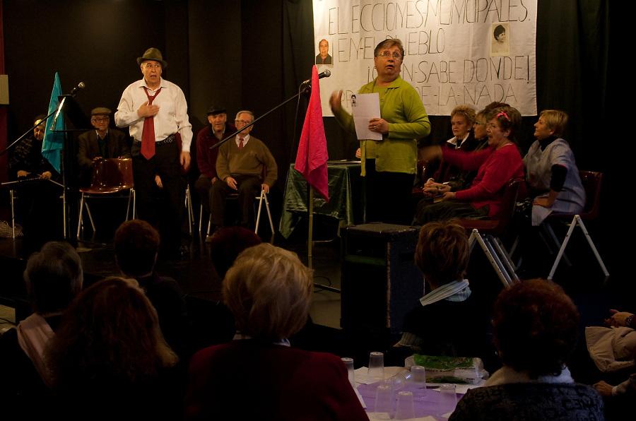 "Theater group ""Estela""."