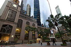 Hong Kong - Gran Millenium Plaza in Qeens's Road Central