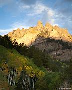 Telluride Tomorrow. San Juan National Forest, Colorado - 9/29/2011.
