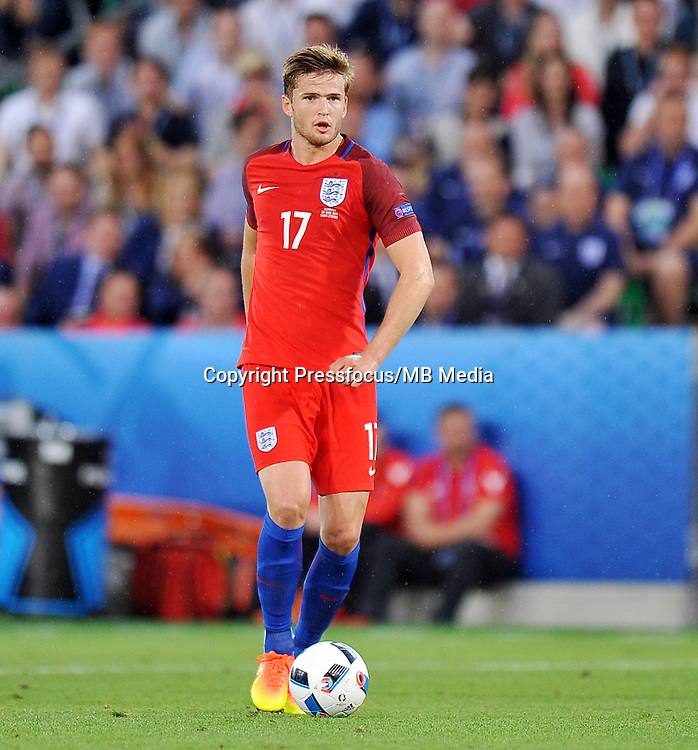 2016.06.20 Saint Etienne<br /> Pilka nozna Euro 2016<br /> mecz grupy B Slowacja - Anglia<br /> N/z Eric Dier<br /> Foto Norbert Barczyk / PressFocus<br /> <br /> 2016.06.20 Saint Etienne<br /> Football UEFA Euro 2016 group B game between Slovakia and England<br /> Eric Dier<br /> Credit: Norbert Barczyk / PressFocus