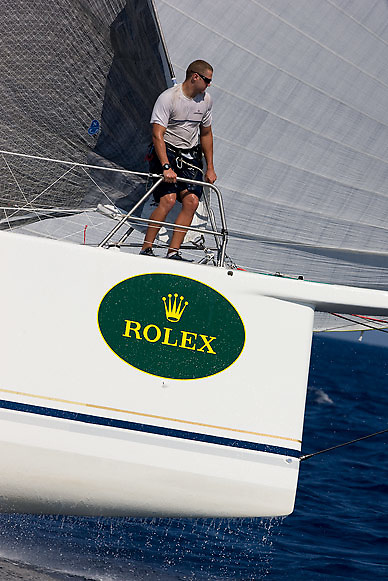 08_019681 © Sander van der Borch. Porto Cervo,  2 September 2008. Maxi Yacht Rolex Cup 2008  (1/ 6 September 2008). Day 1.