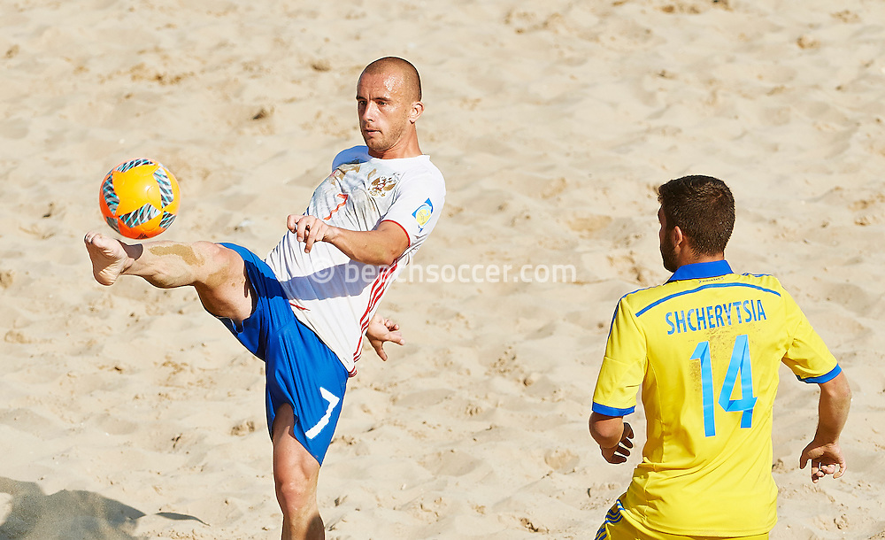 Jesolo, Italy - September, 09<br /> Fifa Beach Soccer World Cup Qualifier Europe Jesolo 2016 at Lido Jesolo on September 09, 2016 in Jesolo, Italy. (Photo by Lea Weil)