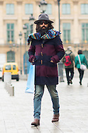 Striped Coat, Place Vendome