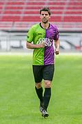 Johan Cruijff ArenA, Amsterdam. FC Kensington vs FC Coen en Sander. Op de foto: Kees Kwakman