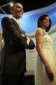 Madame Tussaud unveils Wax Figure of First Lady Michelle Obama at Madame Tussaud's in NYC