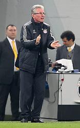 10.04.2013, Juventus Stadium, Turin, ITA, UEFA Champions League, Juventus Turin vs FC Bayern Muenchen, Viertelfinale, Rueckspiel, im Bild Chef-Trainer Jupp HEYNCKES (FC Bayern Muenchen) // during the UEFA Champions League best of eight 2nd leg match between Juventus FC and FC Bayern Munich at the Juventus Stadium, Torino, Italy on 2013/04/10. EXPA Pictures © 2013, PhotoCredit: EXPA/ Eibner/ Kolbert..***** ATTENTION - OUT OF GER *****
