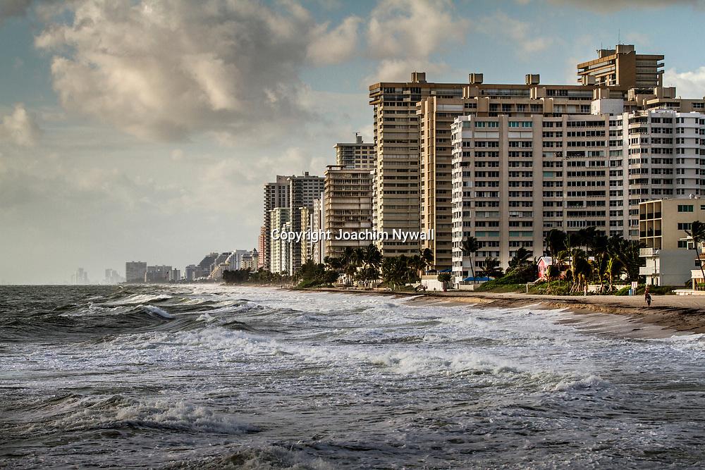 20151122 Fort Lauderdale  Florida USA <br /> hotell och bost&auml;der vid<br /> FT Lauderdale beach<br /> <br /> <br /> FOTO : JOACHIM NYWALL KOD 0708840825_1<br /> COPYRIGHT JOACHIM NYWALL<br /> <br /> ***BETALBILD***<br /> Redovisas till <br /> NYWALL MEDIA AB<br /> Strandgatan 30<br /> 461 31 Trollh&auml;ttan<br /> Prislista enl BLF , om inget annat avtalas.