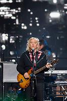 REGINA, SK - MAY 17: Joe Walsh of the Eagles performs  at Mosaic Stadium on May 17, 2018 in Regina, Canada. (Photo by Marissa Baecker/Shoot the Breeze)