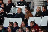 26-01-2016 VOETBAL:WILLEM II-FC GRONINGEN:TILBURG<br /> <br /> Brabants Dagblad verslaggever Max van der Put<br /> <br /> Foto: Geert van Erven