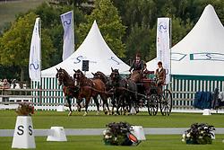 Degrieck Dries, BEL, Dirk, Garrelt, Grenadier, Zico, ZIlverone<br /> CHIO Aachen 2017<br /> © Hippo Foto - Dirk Caremans<br /> 19/07/2017