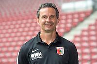 German Bundesliga - Season 2016/17 - Photocall FC Augsburg on 28 June 2016 in Augsburg, Germany: Head coach Dirk Schuster. Photo: Tobias Hase/dpa | usage worldwide