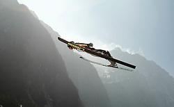 17.03.2012, Planica, Kranjska Gora, SLO, FIS Ski Sprung Weltcup, Team Skifliegen, im Bild Anders Fannemel (NOR),  during the FIS Skijumping Worldcup Flying Hill Team, at Planica, Kranjska Gora, Slovenia on 2012/03/17. EXPA © 2012, PhotoCredit: EXPA/ Oskar Hoeher.