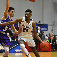 Men's Basketball: North Central College Cardinals vs. Chatham University Cougars