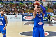 DESCRIZIONE : Trento Nazionale Italia Uomini Trentino Basket Cup Italia Germania Italy Germany <br /> GIOCATORE : Alessandro Gentile<br /> CATEGORIA : tiro libero<br /> SQUADRA : Italia Italy<br /> EVENTO : Trentino Basket Cup<br /> GARA : Italia Germania Italy Germany<br /> DATA : 01/08/2015<br /> SPORT : Pallacanestro<br /> AUTORE : Agenzia Ciamillo-Castoria/GiulioCiamillo<br /> Galleria : FIP Nazionali 2015<br /> Fotonotizia : Trento Nazionale Italia Uomini Trentino Basket Cup Italia Germania Italy Germany