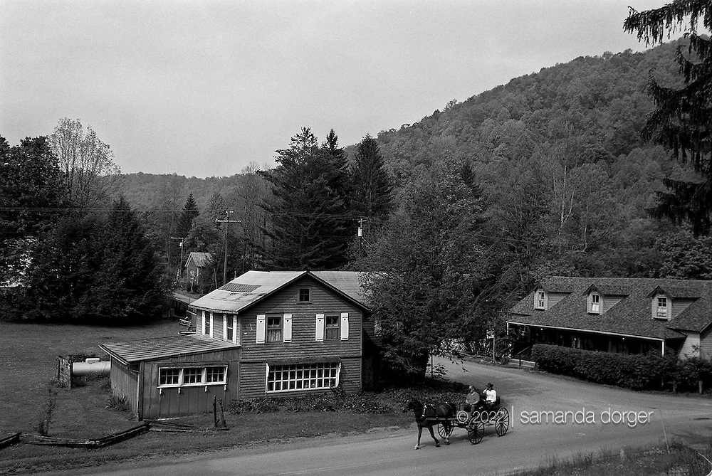 The 20 or so residents of Helvetia, West Virginia, a tiny, isolated Appalachian  town settled by Swiss immigrants in 1869, have maintained a strong sense of community, not only through their Swiss heritage, but through hard work, integrity, creativity, self-sufficiency, and pride.