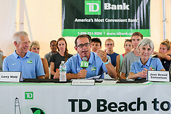 Beach to Beacon 10K road race<br /> press conference