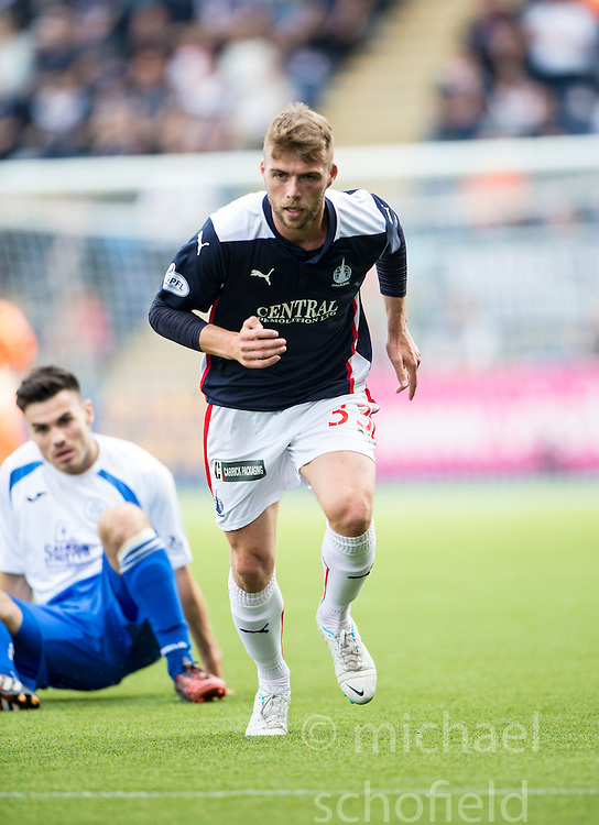 Falkirk's Rory Loy.<br /> Falkirk 1 v 1 Queen of the South, Scottish Championship game played today at The Falkirk Stadium.