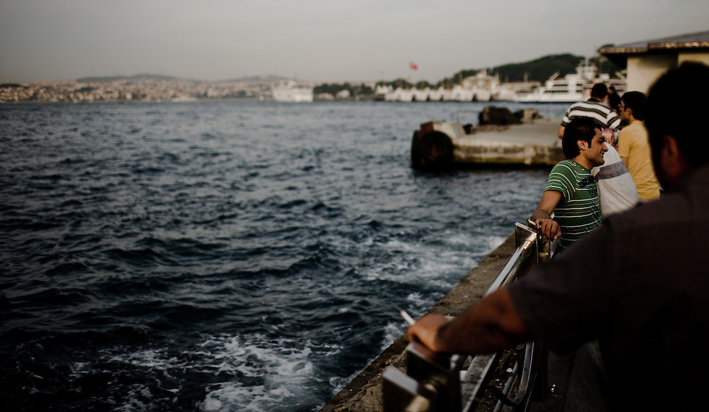 Istanbul is a fascinating city at the gateway between Europe and Asia. Bosporus.