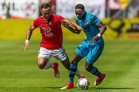 UTRECHT - 28-05-2017, FC Utrecht - AZ, Stadion Galgenwaard, AZ speler Ridgeciano Haps