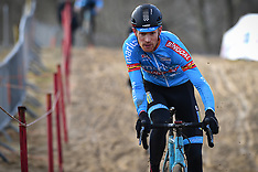 Belgian national championships cyclocross Training Session - 10 January 2018