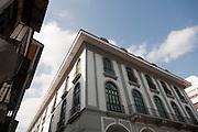 Museo del Canal Interoceanico en el Casco viejo de la ciudad de Panama.©Victoria Murillo/Istmophoto.com