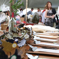 A silent auction held Saturday at the 20th annual Kentucky Derby Party will see all money raised go to the Regional Rehab Center