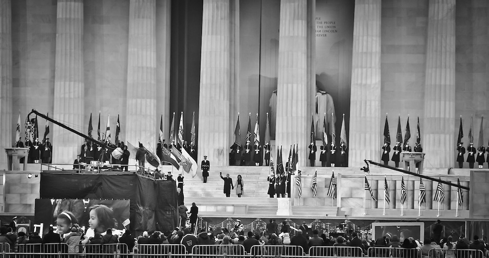 We Are One Concert: The Obama Inaugural Celebration at the Lincoln Memorial was a public celebration of the then forthcoming inauguration of Barack Obama as the 44th President of the United States at the Lincoln Memorial and the National Mall in Washington, D.C., on January 18, 2009.