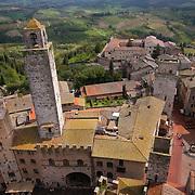 Chianti + San Gimignano, Tuscany, Italy