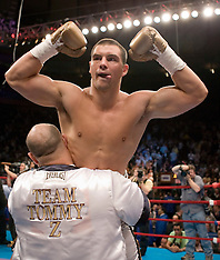 June 10, 2006 - Tommy Zbikowski vs Robert Bell - Madison Square Garden, New York, NY