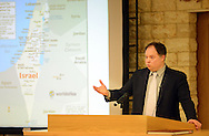DOYLESTOWN, PA. - JANUARY 29: Israeli Consul Yaron Sideman makes remarks during a talk on the situation in the Middle EastJanuary 29, 2015 at Temple Judea in Doylestown, Pennsylvania. (Photo by William Thomas Cain/Cain Images)