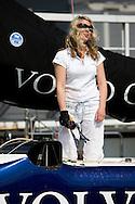 08_00396 © Sander van der Borch. Valencia - Spain,  May 18th 2008 . Extreme40 practice regatta.