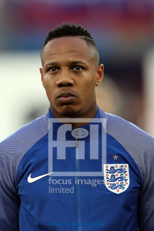 Nathaniel Clyne of England before the UEFA Euro 2016 match at Stade Geoffroy-Guichard, Saint-Etienne<br /> Picture by Paul Chesterton/Focus Images Ltd +44 7904 640267<br /> 13/06/2016