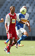 CAPE TOWN, South Africa - Saturday 26 January 2013, Toriq Losper of Ajax Cape Town during the soccer/football match Grasshopper Club Zurich (Switzerland) and Ajax Cape Town at the Cape Town stadium..Photo by Roger Sedres/ImageSA