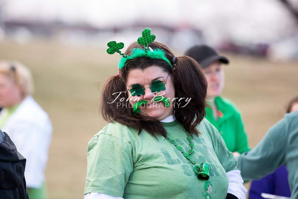 March 22, 2014.  <br /> Leprechaun Launch 2014