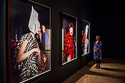 Nick Waplington/Alexander McQueen: Working Process at Tate Britain. This new exhibition presents the result of a unique collaboration between acclaimed fashion designer Alexander McQueen (1969-2010) and artist Nick Waplington (b 1965). It provides a behind-the-scenes look into one of fashion's most celebrated names, capturing the creative journey - from sketch to catwalk - of McQueen's seminal collection, Horn of Plenty. Highlights include: a number of large scale images taken by Nick Waplington during his access to Alexander McQueen's studio - these feature Alexander McQueen alongside Anna Wintour, Philip Treacy, Sarah Burton and other members of his team; and these are interspersed by images of recyled rubbish to mirror the recycling of patterns and fabrics from previous designs in the collection. The exhibition runs from 10 March – 17 May 2015