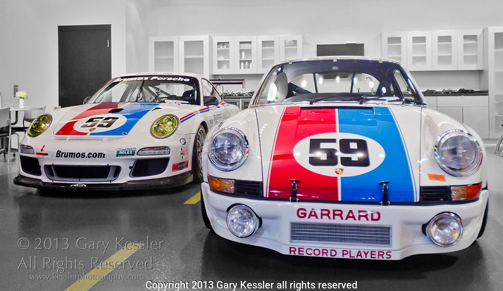 2013 Porsche Family Tree Tour and Event