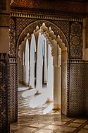 Mosque entrance, Morocco
