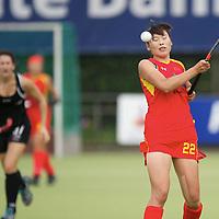 China v New Zealand