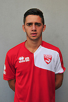 Theo Valls - 22.07.2015 - Entrainement Nimes<br /> Photo : Philippe Lebrech / Icon Sport *** Local Caption ***
