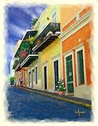 Cristo Street dwellings
