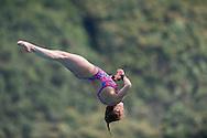 LOBB Shanice GBR<br /> Bolzano, Italy <br /> 22nd FINA Diving Grand Prix 2016 Trofeo Unipol<br /> Diving<br /> Women's 10m platform semifinal <br /> Day 01 15-07-2016<br /> Photo Giorgio Perottino/Deepbluemedia/Insidefoto