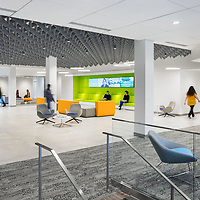 Siemens Corporation- Lobby Renovation