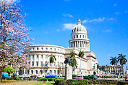 Capitolio, Havana Vieja, Cuba.