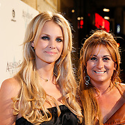 NLD/Amsteram/20121025- Lancering Assassin's Creed game, Charlotte Labee en Laura Vlasblom
