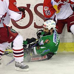 20080316: Ice Hockey - EBEL league, finals, ZM Olimpija vs EC Red Bull Salzburg