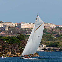XIV COPA DEL REY - PANERAI<br /> VELA CLASICA MENORCA<br /> Puerto de Mah&oacute;n<br /> From August 29 to September 2, 2017